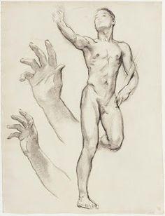 Inspirational Artworks: Sargent John Singer Drawings