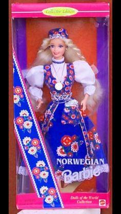 Norwegian Barbie 1995