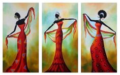 African Art Paintings, African Theme, Africa Art, Wine Art, African American Art, Mural Art, Tribal Art, Female Art, Bunt