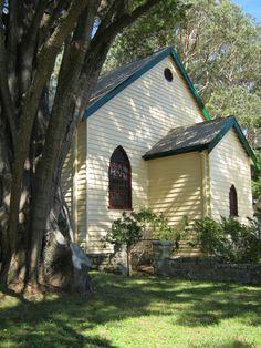 Church, Bundanoon, NSW