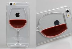 Get this perfect 3D Flowing Wine case for iPhone & Android FREE! Just pay shipping!