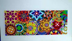 Oleo sobre lienzo  2 metros 27 cm x 90 cm