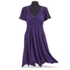 Crepe-Georgette Dress