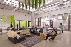"""Thanks for the shout out 7x7! """"Bespoke Coworking Space Opens in Westfield Centre 
