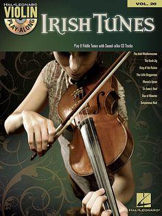 Irish Tunes sheet music for violin