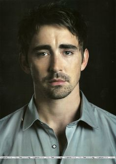 Lee Pace - the piemaker in Pushing Daisies, and for The Fall. DAT PUPPY FACE OMG