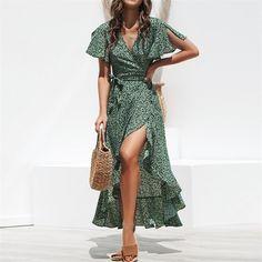 Elegant Dresses, Sexy Dresses, Casual Dresses, Sleeve Dresses, Long Summer Dresses Casual, Bohemian Summer Dresses, Fashion Dresses, Casual Clothes, Women's Dresses