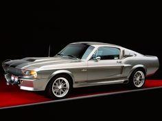 67 Mustang GT500M