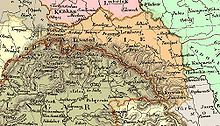 Galizien - Austria-Forum : Karte 1836