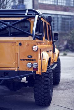 Land Rover Defender 110 #sexy_beast