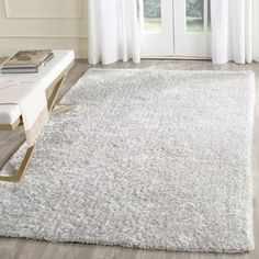 TexturesB01 Braided Rug Contemporary rugs Grey rugs and Gray