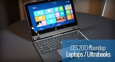 CES 2013: Laptop and Ultrabook roundup