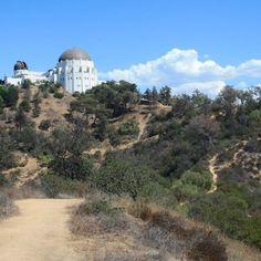 A list of trails and hiking areas in Griffith Park. The best descriptions online, including driving directions, elevation info, photos, and GPS files.