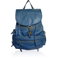 The Lincoln Rucksack by Anna Smith in Navy