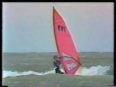 Windsurf Classic Part 2 - WSMA World Cup Scheveningen 1983 - YouTube