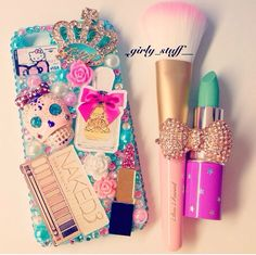 I Didn't Knownif this was either Phone Cases or Beauty So I put it under Both!