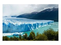 Photo about View of the magnificent Perito Moreno glacier, patagonia, Argentina. Image of magnificent, rocks, beauty - 8508070 The Places Youll Go, Places To See, Places To Travel, Travel Destinations, Les Continents, Pamukkale, Argentina Travel, Exotic Places, Wanderlust Travel