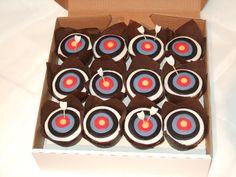 birthday cake bullseye - Google Search