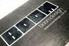 BOOM Design Architecture Studio - Corporate Identity