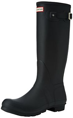 Hunter Womenss Original Tall Welly Boot * Click image for more details. (This is an Amazon affiliate link)
