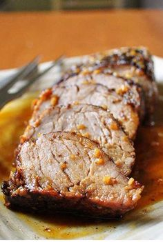 Island Pork Tenderloin | Flavorite - Can I just tell you that I LOVE THIS DISH! This pork blew my mind.