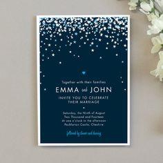 Bella Wedding Invitation
