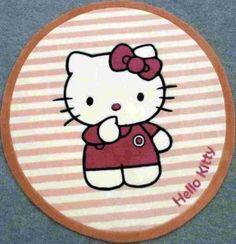 Hello Kitty Kinderteppich