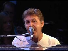 Golden Slumbers / Carry that weight / The end medley - Paul McCartney and friends - Concert for Montserrat