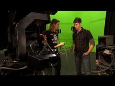 Science of the Movies : Milo Films Featuring the Mark Roberts Motion Control Milo Motion Control Crane