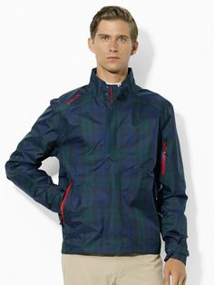 RLX GOLF Deluge Anorak Athletic Wear 26e120e6081d