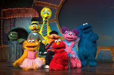 Sesame Street Live #MakeaNewFriend