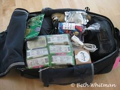 Tips for Packing Your Carry-on Bag: how to travel upwards of 5 weeks to various climates and not have to check any bags.