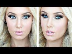 Lauren Curtis Prom Makeup Video – A beautiful look for prom. Prom Makeup Tutorial, Makeup Tutorials Youtube, Beauty Tutorials, Beauty Hacks, Video Tutorials, Beauty Tips, Prom Make Up, Eye Make Up, Kiss Makeup