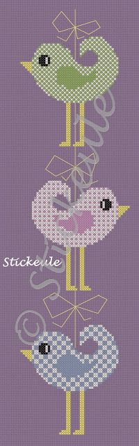 Stickeules Freebies: TIERE