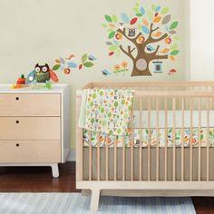Skip Hop Bumperless Bedding Treetop :: Bedding & Blankets :: NURSERY :: Tadpole