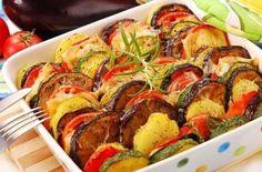 Овощи в духовке в фольге. Рецепты запеченных овощей с фото