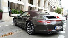Awesome Porsche 2017: Porsche 991 Carrera S Cabriolet...  Porsche Check more at http://carsboard.pro/2017/2017/02/04/porsche-2017-porsche-991-carrera-s-cabriolet-porsche/