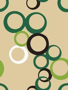 Green circles http://decdesignecasa.blogspot.it