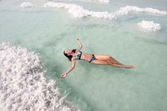 15 Insane Trips You Can Actually Afford #refinery29  http://www.refinery29.com/vacation-destinations#slide-17  9. Float In The Dead Sea Taking a dip in the Dead Sea isn't as easy as you may think since the salinity levels of this salt lake make swimming more like floating.