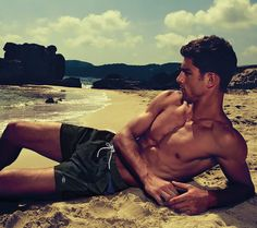 André Ziehe For Allen Cox Spring/Summer 2012 Campaign | WOWWOW.ME