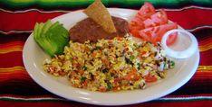 Receta Machacado con huevo PLATILLO TIPICO DE NUEVO LAREDO