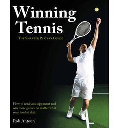 "Imagine improving your rate of winning? Winning Tennis teaches you how to read your opponent - to know what he's about to do before he does it. Covering all major aspects of play, you'll learn to anticipate which shot you're about to receive and be ready to launch a winning return. ""Winning Tennis"" is clearly organised into sections covering the five key game situations - service, returning serve, baseline play, approach and play at the net and facing an opponent at the net."