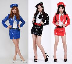 PVC Police Uniform
