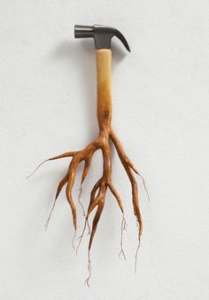 Via Asylum Art. Brazilian artist Camille Kachani is sculptor who forms unusual objects based around themes of nature and art. He clashes the organic and the inorganic between the natural and unnatu...