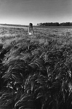 Jeanloup Sieff - Ma fille Sonia, Normandy 1992
