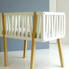 –Cabaninha cradle by Portuguese company Murmur, adorable.