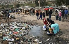 How To Deal With Contaminated Water During Natural Disasters New Africa, South Africa, Africa Mission Trip, Poverty And Hunger, African Life, New South, African Countries, Water Systems, Natural Disasters
