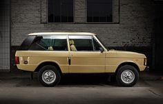 range rover - 1982