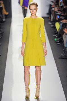 GOLDEN DREAMLAND: NY Fashion Week - Ralph Rucci