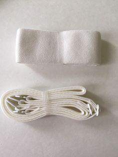 Victoria's Secret Very Sexy Replacement Bra Straps White | eBay  Sold